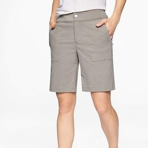 Athleta Trekkie Bermuda Shorts